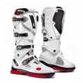 Sidi Crossfire SUPERMOTO White