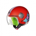 Grex G1.1 Visor Teens Red