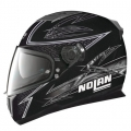 Nolan N86 Beat Metal Black